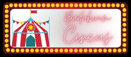 Badaboum Circus-logo